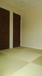和室(絹の台)